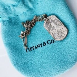 Tiffany & Co. Jewelry - Tiffany & Co NWM SF 2012 Sterling Silver Necklace